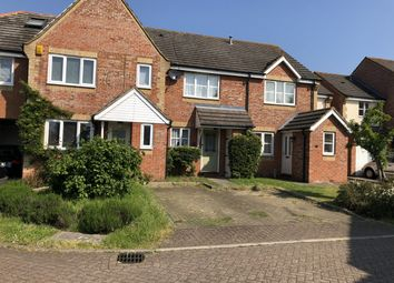 Thumbnail 2 bed terraced house to rent in Chambers Gate, Stevenage, Hertfordshire