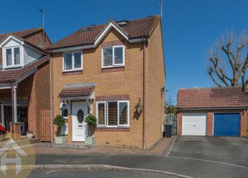 Thumbnail 4 bed detached house for sale in Richards Close, Royal Wootton Bassett