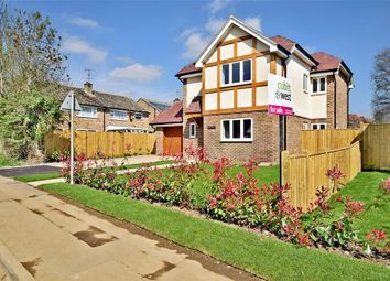 Thumbnail 3 bed detached house for sale in Crouch House Road, Barn And Manor Cottages, Edenbridge, Kent