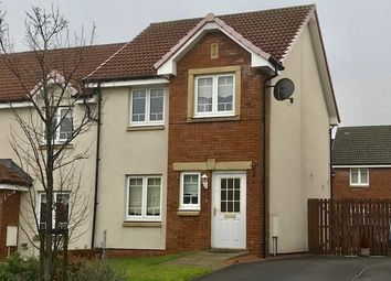 Thumbnail 3 bed end terrace house for sale in Orchard Crescent, Port Glasgow