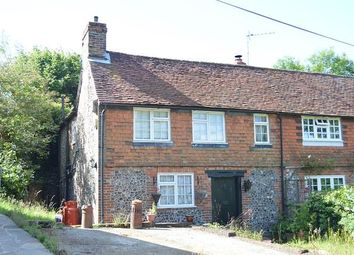 Thumbnail 2 bed semi-detached house for sale in Wells Cottages, Pump Lane, Chelsfield, Orpington, Kent