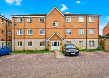 Thumbnail 1 bed flat for sale in Queens Court, Bennington Drive, Borehamwood