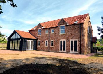 Thumbnail 4 bed country house for sale in Plash Drove, Tholomas Drove, Cambridgeshire