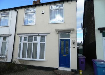 Thumbnail 3 bed semi-detached house to rent in Acuba Road, Wavertree, Liverpool