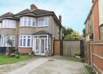 Thumbnail 3 bed semi-detached house for sale in Leys Close, Harrow-On-The-Hill, Harrow