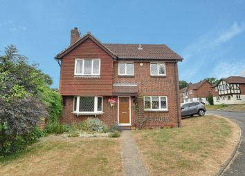 Thumbnail 4 bed detached house for sale in Warnford Road, Orpington, Kent