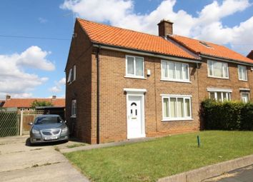 Thumbnail 3 bed semi-detached house for sale in High Nook Road, Dinnington, Sheffield