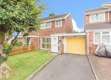 Thumbnail 3 bedroom semi-detached house for sale in Saffron Close, Royal Wootton Bassett, Swindon