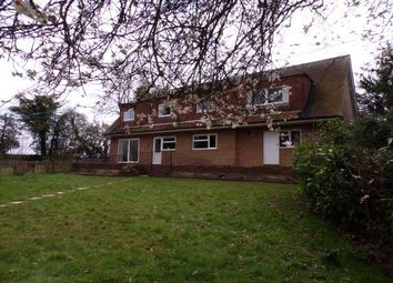 Thumbnail 5 bed detached house to rent in Horsegrove Lane, Rotherfield, Crowborough