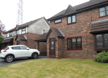 Thumbnail 3 bed semi-detached house to rent in Clos Y Gelli, Pemberton, Llanelli