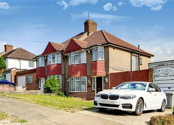 3 bed semi-detached house for sale in Basing Hill, Wembley HA9
