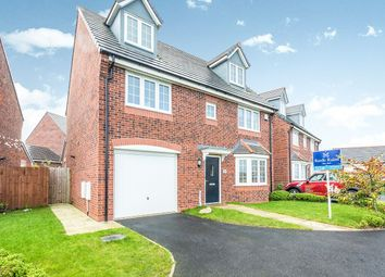 Thumbnail 5 bed detached house to rent in Wesham Park Drive, Wesham, Preston