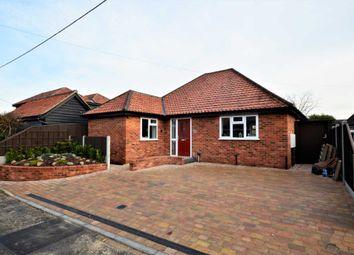 Thumbnail 2 bed bungalow for sale in Pound Lane North, Laindon, Basildon