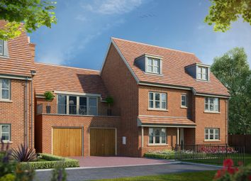 Thumbnail 5 bed detached house for sale in Hartley Row Park, Beagley Close, Fleet Road, Hartley Wintney, Hampshire