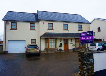 Thumbnail 7 bed detached house for sale in Clos Y Wennol, Carmarthen