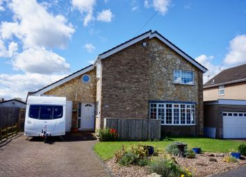 Thumbnail 4 bed detached house for sale in Greenbank Drive, Lincoln