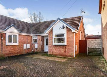 Thumbnail 2 bed semi-detached bungalow for sale in Harpenden Close, Dunscroft, Doncaster