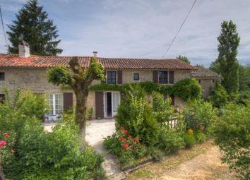 Thumbnail 4 bed farmhouse for sale in Chef Boutonne, Deux-Sèvres, 79110, France