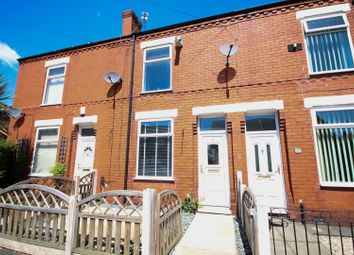 Thumbnail 2 bed terraced house for sale in Reginald Street, Eccles, Manchester