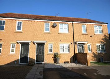 Thumbnail 3 bed terraced house for sale in Murphy Close, Crook, Co Durham