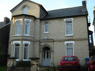 Thumbnail 1 bed flat to rent in Burlington Road, Ipswich, Suffolk
