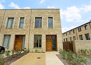 Thumbnail 3 bed end terrace house to rent in Camborne Road, Edgware