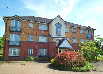 Thumbnail 1 bed flat to rent in Parry Drive, Weybridge, Surrey