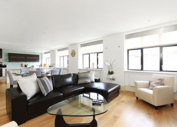 Thumbnail 3 bed flat to rent in The Armitage Apartments, Great Portland Street, London