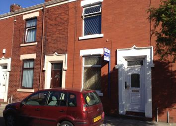 Thumbnail 2 bed terraced house for sale in Castleton Road, Preston, Lancashire