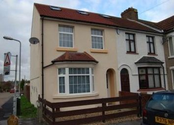 Thumbnail 3 bedroom terraced house to rent in Park Avenue, Northfleet