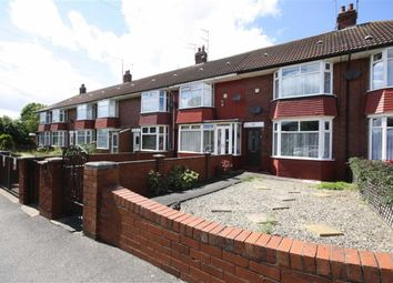 Thumbnail 2 bed terraced house to rent in Hotham Road North, Hull