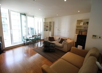 Thumbnail 2 bed flat to rent in The Mast, Albert Basin Way, London