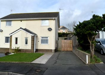 2 bed semi-detached house for sale in Glenview Avenue, Pembroke Dock, Pembrokeshire SA72
