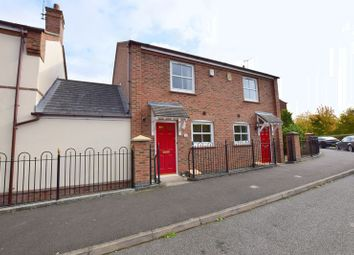 Thumbnail 2 bed semi-detached house for sale in Kingsash Road, Aylesbury