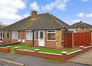 Thumbnail 3 bed semi-detached bungalow for sale in Walnut Close, Kennington, Ashford, Kent