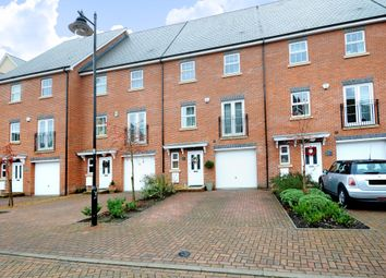 Thumbnail 4 bed town house to rent in Whitehill Place, Virginia Water, Surrey
