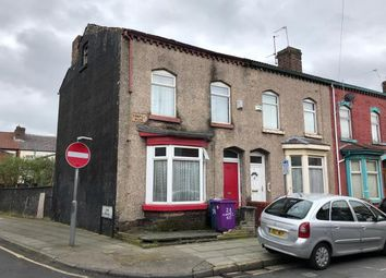 Thumbnail 3 bed end terrace house for sale in 24 Chapel Road, Anfield, Liverpool