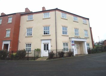 Thumbnail 2 bed flat to rent in Church Street, Uttoxeter