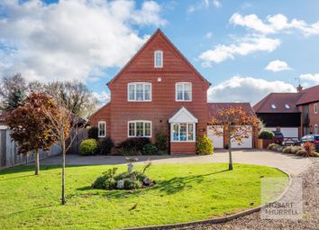 Thumbnail 5 bed detached house for sale in Willow Marsh, The Street, Lessingham, Norfolk