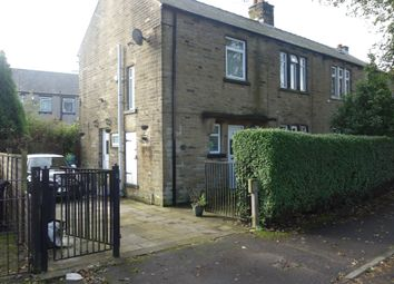 3 bed semi-detached house for sale in Long Lover Lane, Halifax, West Yorkshire HX1