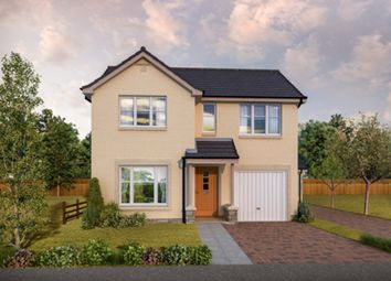 Thumbnail 3 bed detached house for sale in The Stuart, Ostlers Way, Kirkcaldy, Fife
