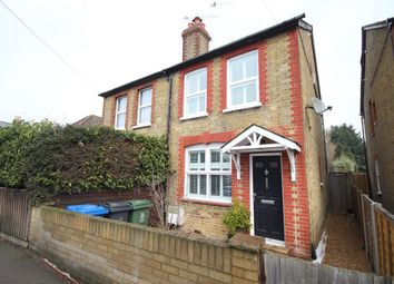 Thumbnail 2 bed cottage for sale in Staines Road, Wraysbury, Staines-Upon-Thames