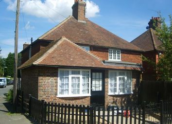 Thumbnail 1 bedroom maisonette for sale in Holland Road, Hurst Green, Surrey