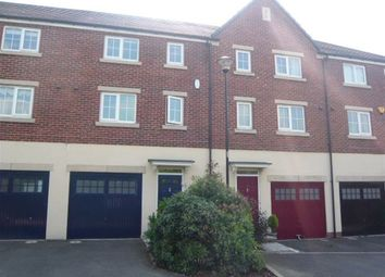 Thumbnail 3 bed town house to rent in 20 Waterside View, Conisbrough