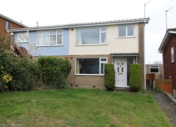 Thumbnail 3 bed semi-detached house for sale in Brambling Walk, Brierley Hill