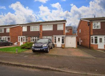 Thumbnail 4 bedroom semi-detached house for sale in Middleton Close, Redditch