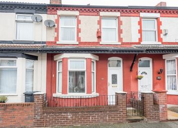 Thumbnail 3 bedroom terraced house for sale in Towcester Street, Litherland, Liverpool