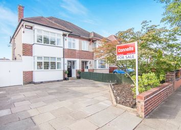 Thumbnail 4 bed semi-detached house for sale in Daventry Road, Cheylesmore, Coventry