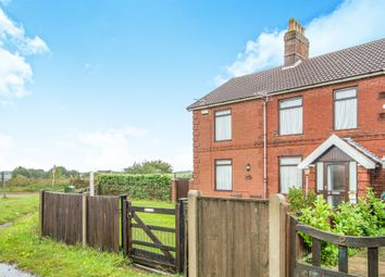 Thumbnail 4 bed semi-detached house for sale in Yarmouth Road, Corton, Lowestoft