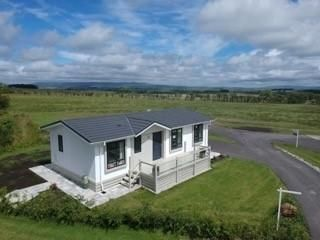 Thumbnail 2 bed mobile/park home for sale in Bowland Fell Park, Tosside, Skipton, North Yorkshire